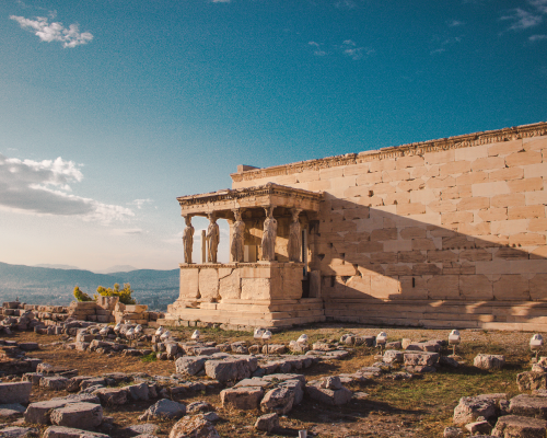 Why an Ancient Greek Fantasy?