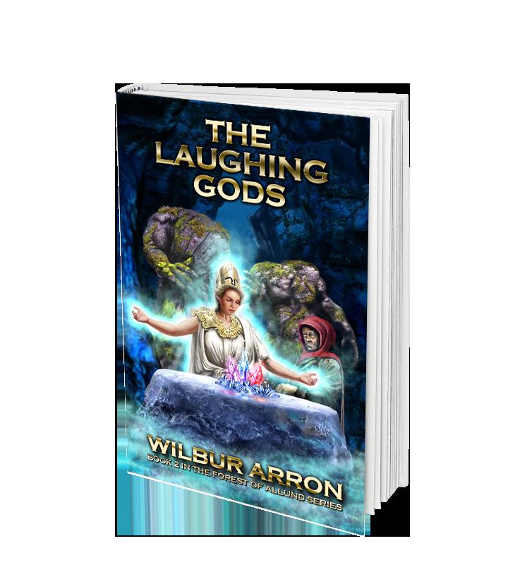 the-laughing-gods-fantasy-novel