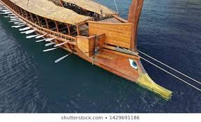 Greek Warfare Sea: Trireme