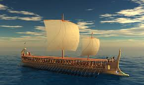 Greek Warfare at Sea: Trireme