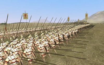 Greek Warfare Land: Part 2
