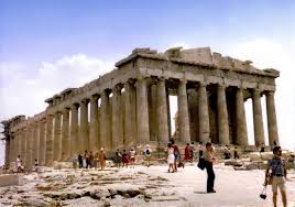 Guest Blog: The Parthenon